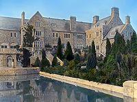 ('Killenworth,' George Dupont Pratt house, Glen Cove, New York. (LOC) (7221372476) crop.jpg