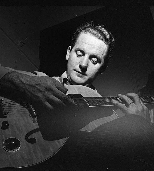 (Portrait of Les Paul, New York, N.Y.(?), ca. Jan. 1947) (LOC) (5105151726)