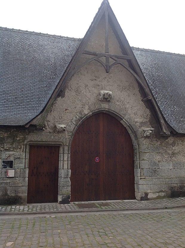 Monument historique à Blois