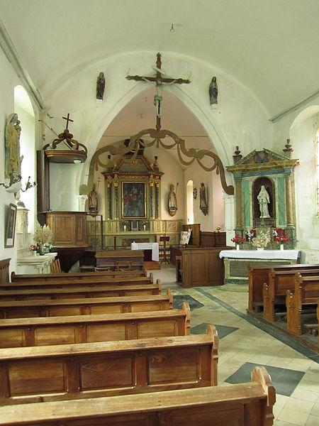 église Saint-Martin de fr:Golleville