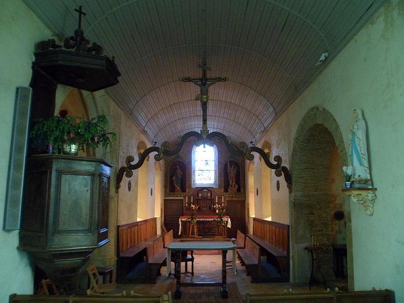 Église Saint-Michel de fr:Saint-Michel-de-la-Pierre