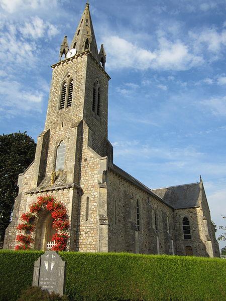 Église Saint-Thomas de fr:Lithaire