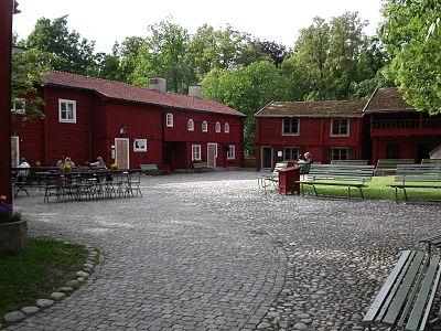 Örebro, gamla stadskärnan