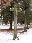 Žďár nad Sázavou - krucifix v parčíku u nového hřbitova (2).JPG