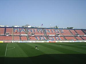 Panionios F.C. - Nea Smyrni Stadium