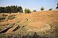 Το θέατρο της αρχαίας Στράτου. - panoramio.jpg