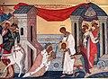 Александр I дает обет о строительстве храма Христа Спасителя, 1812 г.jpg