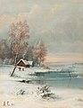 Алексей К. Саврасов - Побережье в зимний период (1891).jpg