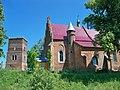Башта-дзвіниця костелу Св. Мартина.Скелівка (13).jpg