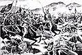 Бој на Косову 15. јуна 1389. год Издаје Коста Мандровић у Бечу.jpg