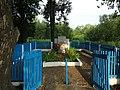 Братская могила 34 подпольщиков и мирных граждан, расстреляных фашистами в Вязьме Смоленская область.jpg