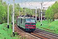 ВЛ10-926, Russia, Moscow region, Vnukovo - Solnechnaya stretch (Trainpix 157469).jpg