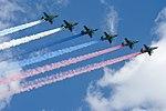 Военный парад на Красной площади 9 мая 2016 г. 0500 529.jpg