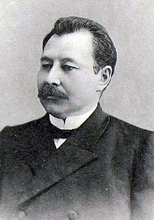Gaisa Enikeev - Image: Гайса Хамидуллович Еникеев (Еникиев, 1864 1931) в 1910