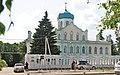 Главное здание с оградой имения Сенявиных..jpg