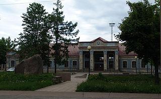 railway station in Estonia