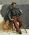 Илья Репин (Приписывается) - Французский солдат.jpg