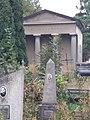 Каплиця сім'ї Михайлівських (мур.), вул. Степана Бандери, 78 (на цвинтарі).jpg
