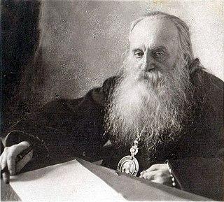 Antony (Khrapovitsky) Russian Orthodox Christian bishop