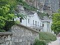 Мужской монастырь близ Чуфут-Кале - panoramio.jpg