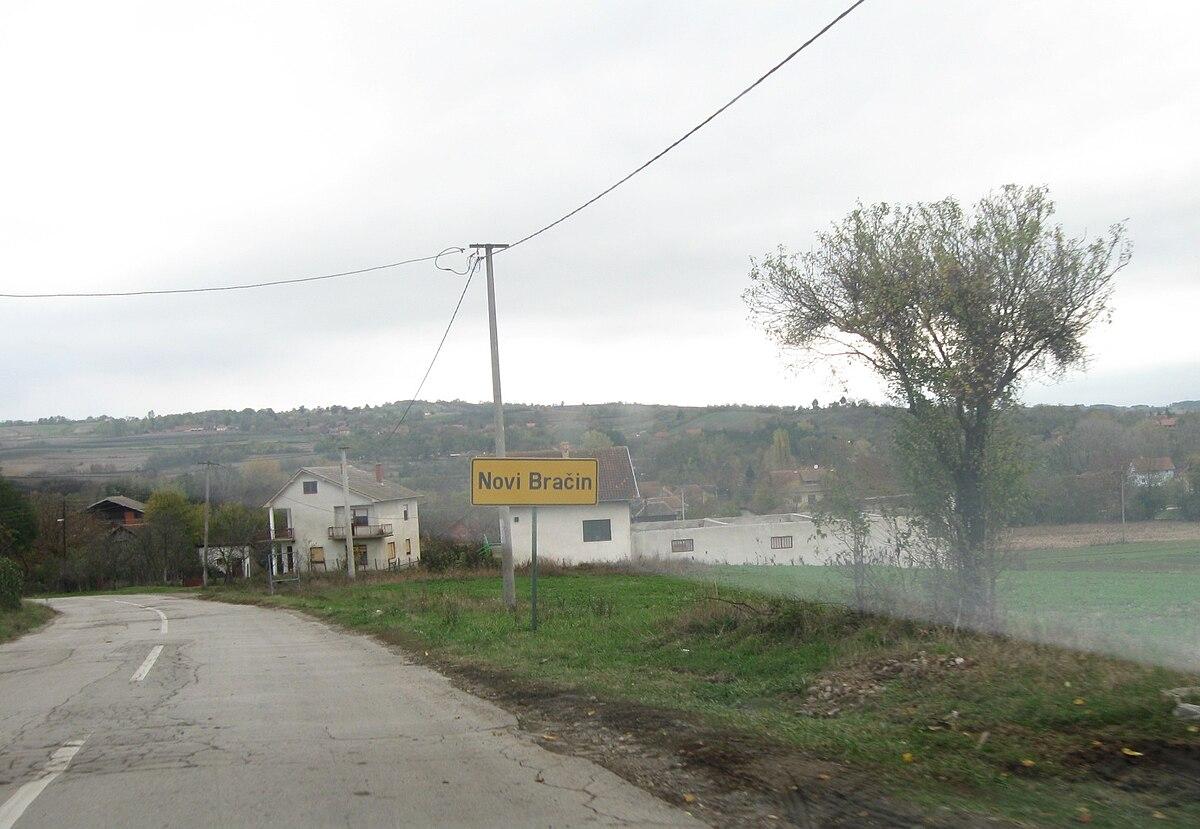 ražanj srbija mapa Novi Bračin — Vikipedija, slobodna enciklopedija ražanj srbija mapa