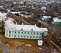 Ограда с башнями, Борисоглебский монастырь, Торжок, Тверская область.jpg