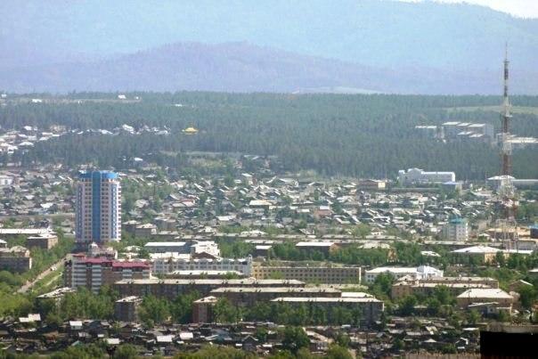 Октябрьский район (Улан-Удэ)