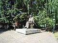 Памятник Яблочкову Павлу Николаевичу, 2009 год - panoramio.jpg