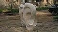 Памятник всеслышащим ушам КГБ, ул. Данилевского, 20, Харьков.jpg
