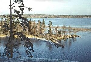 Vyborgsky District, Leningrad Oblast - Monrepos in Vyborg