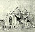 Проект костелу святої Анни. Архітектор Веслав Гжимальський. 1912 р. (03).jpg