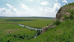 Karmaskalinsky District - RB Novomusino Blue Lake, Karmaskalinksy District