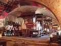 Стайня Меджибізького замку зсередини (музей голодомору).JPG