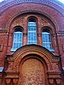 Успенська церква (Коробчине). Фрагмент східної стіни.jpg