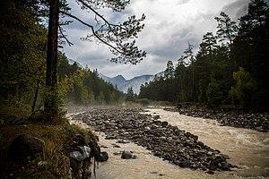 Baksan River - Baksan River (Kabardino-Balkaria)