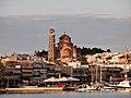 Церковь Св. Георгия. Вид из порта. - panoramio.jpg