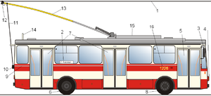 Škoda 14Tr - Image: Черт Тролл