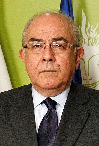 Cypriot legislative election, 2011 - Image: Яннакис Омиру