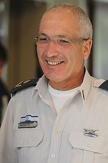 Eli Gabizon, general - Israel Prison Services