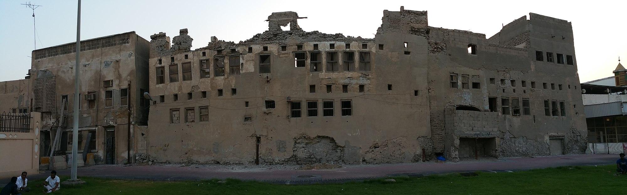 نهاية القلعة وإزالتها