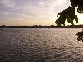 river in Bangladesh