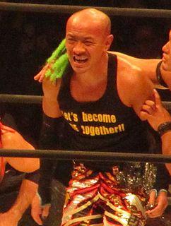 Genki Horiguchi Japanese professional wrestler