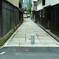 大宇陀上にて Stone pavement in Ōuda-kami 2012.5.10 - panoramio.jpg