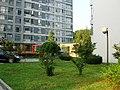 安徽省淮南市上东锦城内的小公园 - panoramio.jpg