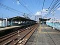 鳥取ノ荘駅 ホーム - panoramio.jpg