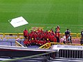 -2009-04-18 Camp Nou stadium, Barcalona, Spain (10).JPG