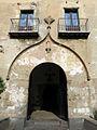 004 Sant Jeroni de la Murtra, portal d'entrada.JPG