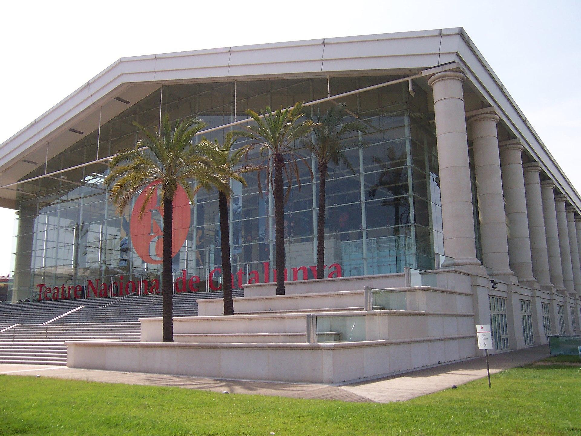 Teatre nacional de catalunya wikipedia for Teatre nacional de catalunya