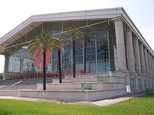 Teatre Nacional de Catalunya - Teatre Nacional de Catalunya