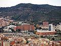 051 Hospital de la Vall d'Hebron, des del turó de la Rovira.JPG